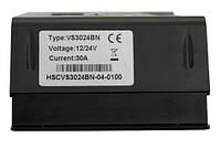 Контроллер заряда солнечной батареи EPSolar 30А-12/24В VS3024BN, фото 3
