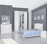 Шкаф 4ДЗ Фелиция нова  (Світ мебелів), фото 3