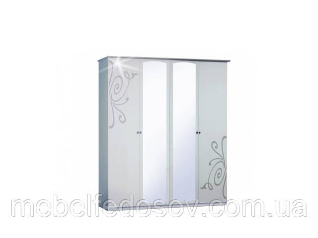 Фелиция; Шкаф 4ДЗ (Світ меблів)