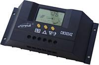 Контроллер заряда аккумулятора Juta (30А, 48В, PWM) CM3048