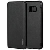 Чехол для Samsung Galaxy S6 EDGE Plus G928 - Rock Touch Series, черный