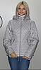 Купить куртку осеннюю из плащевки лаке Разные цвета , фото 2