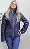 Купить куртку осеннюю из плащевки лаке Разные цвета , фото 4