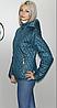 Купить куртку осеннюю из плащевки лаке Разные цвета , фото 7