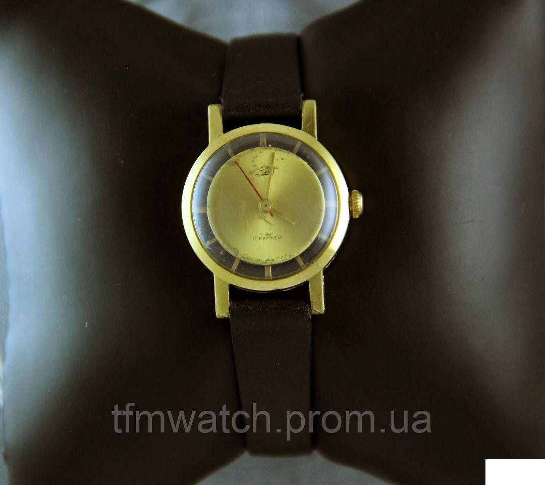 Женские механические часы СССР Заря