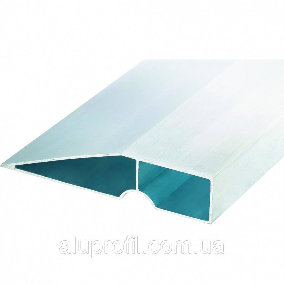 Алюминиевый профиль — правило алюминиевое трапециевидное