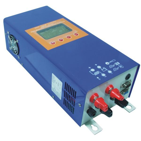 Контроллер заряда солнечной батареи MPPT Juta 30А-12/24В eMPPT3024Z
