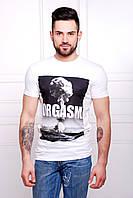 Мужская футболка на лето Orgasm