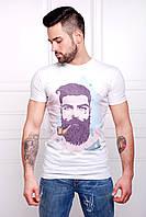 Качественная мужская футболка на лето