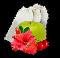 Чай фруктовый в пакетиках GEMINI  25 пак по 2 г