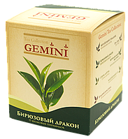 Чай Бирюзовый дракон GEMINI в пирамидках 15 пир по 2 гр