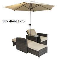Шезлонги Купл, комплект шезлонгов, мебель для бассейна, мебель для сада, мебель для сауны, мебель для пляжа