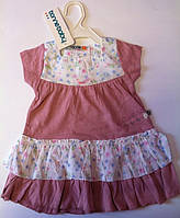Платье BONNE BABY С коротким рукавом EB9647 Flexi Турция