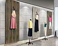 3D-панели в магазинах и бутиках