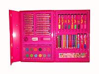 """Набор для рисования портфель картон. """"Winx"""" 68 предметов (20)"""