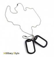Жетоны военные США с резинками