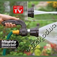 Насадка высокого давления для шланга пистолет для полива Mighty Blaster Майти Бластер, фото 1