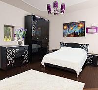 Фелиция; Спальня 4ДЗ (Світ меблів)