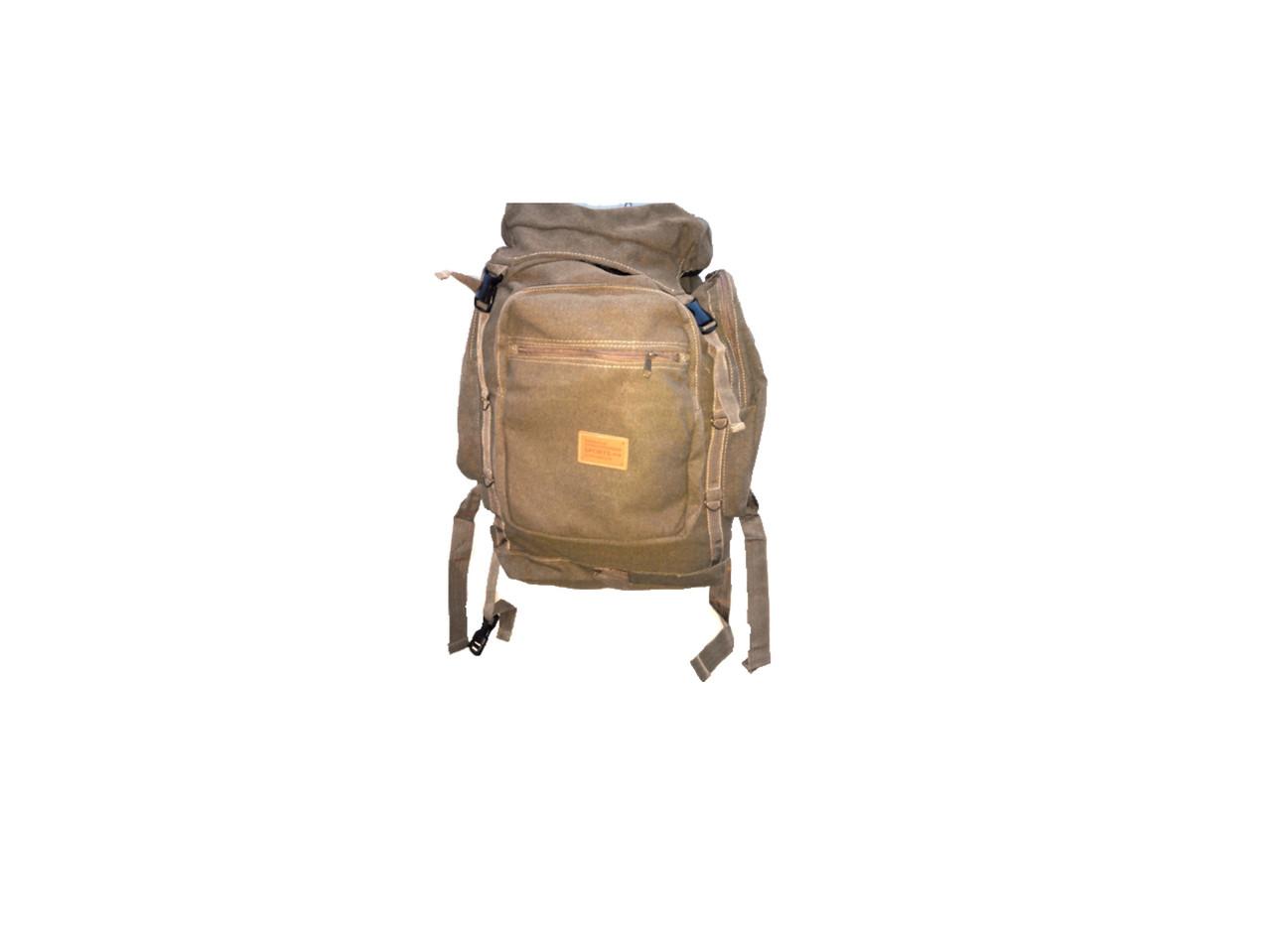 Рюкзак брезентовый 70 л