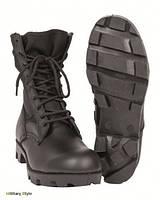 Берцы  US Jungle Panama, Tropical Boots Black, черные