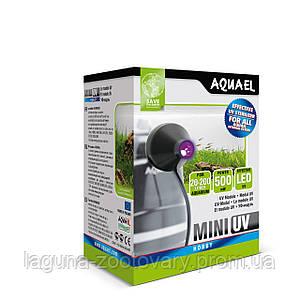 Акваэль Mini UV Led Мини УФ Лед, стерилизатор ультрафиолетовый для Фан, Юни, Турбо, Пат мини- фильтров