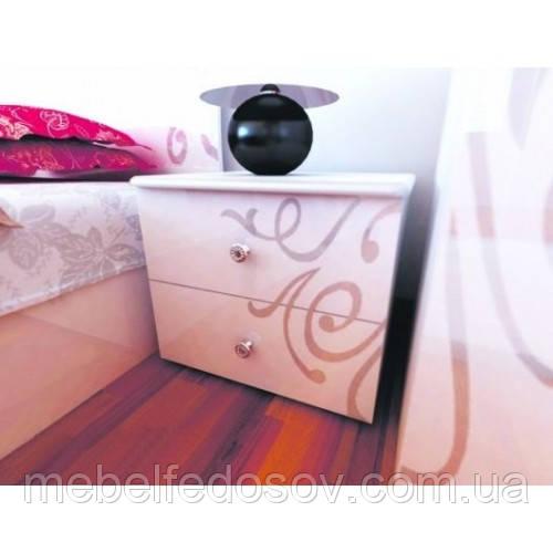 Фелиция; Тумба прикроватная (Світ меблів)