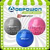 Фитбол - фитнес мяч, гимнастический мяч HOP-SPORT 65см + насос