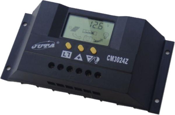 Контроллер заряда солнечной батареи Juta 30А-12/24В CM3024Z