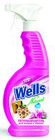 Средство для удаления пятен для ручной чистки ковровых покрытий Wells, 650 мл