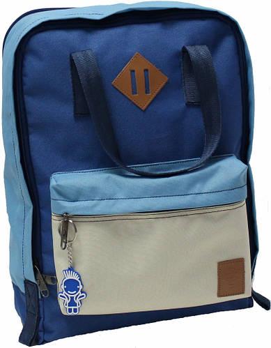 Компактный повседневный рюкзак Bаgland Liberty на 19 л  0050266-1