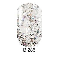 Гель-лак Naomi Brilliant Collection 235 (6 мл).