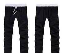 Мужские спортивные штаны 2-х нитка S