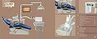 Стоматологическая установка AL 398 HA, фото 1