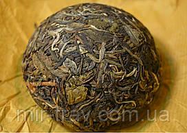 Пуэр Шен выдержанный черный чай 100 грамм