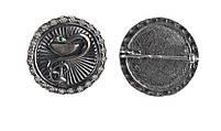 Значок Чаша со Змеей - Гиппократова Чаша, Символ Медицины, Фармацевтов, Медицинских Работников, фото 5