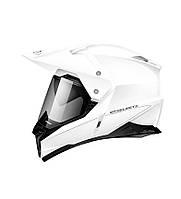 """Шлем MT SYNCHRONY DUO SPORT white """"S"""", арт. 10151522"""