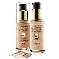Тональный крем Max Factor Facefinity All Day Flawless 3in1 Foundation