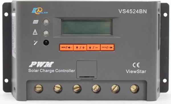 Контроллер заряда солнечной батареи EPSolar 45А-12/24В VS4524BN
