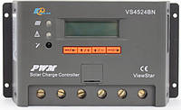 Контроллер заряда аккумулятора EPSolar (45А, 12/24В, PWM) VS4524BN