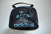 Молодежная женская сумка ADIDAS цветы mini LS(P6)-1101 (разные цвета)
