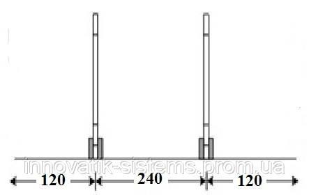 Противокражная система UltraExit 2.4 M Dual