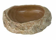 Поилка-кормушка для рептилий Trixie (Трикси) 11х2,5х7 см