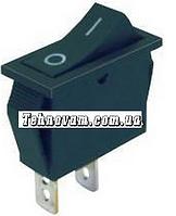 Тумблер 2 положения 2 контакта 14*30 mm кн 284