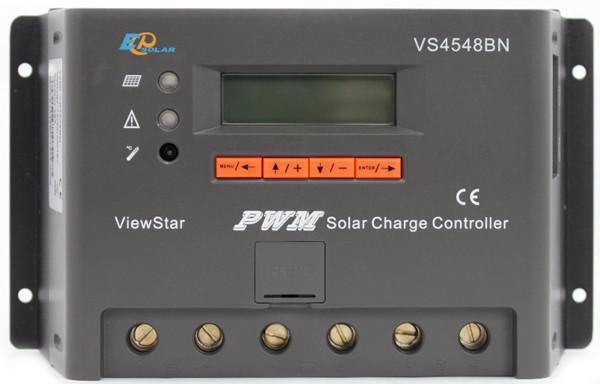 Контроллер заряда солнечной батареи EPSolar 45А-12/24/36/48В VS4548BN