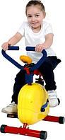 Детский велотренажер «МАЛЯВКА»