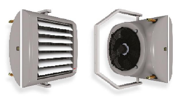 Тепловентилятор Leo FL 50S