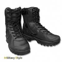 Ботинки PATROL на молнии (Black), фото 1