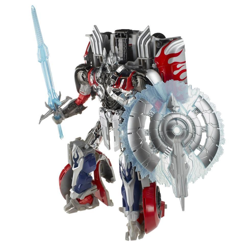 Оптимус Прайм Платинум Серия 25СМ - Optimus Prime, TF4, Leader, Platinum Edition, Hasbro