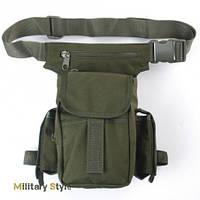 Сумка многофункциональная (Multipack) 1000 D Оlive