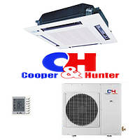 Кассетный кондиционер Cooper&Hunter GKH18K3BI/GUHN18NK3AO